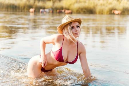 Bikini jessica nigri 49 Hottest
