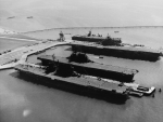 Aircraft Carriers in Port