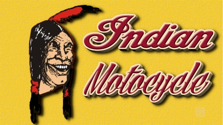 1950sn Laughing Indian logo - Indian Motor Cycles, Indian Motor Cycle Wallpaper, Indian motorcycle Desktop Background, Indian Logo, Indian Wallpaper, Indian Emblem, Indian