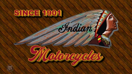 Indian Motorcycle 3-D bonnet - Indian Motor Cycles, Indian Motor Cycle Wallpaper, Indian motorcycle Desktop Background, Indian Logo, Indian Wallpaper, Indian Emblem, Indian