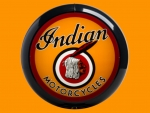 Indian Motorcycle fake pump topper