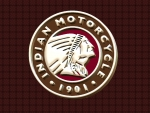 Current Indian motorcycle logo 3-D