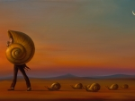 Brass Band by Vladimir Kush