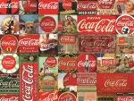 Collage Coca-Cola