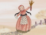 Corn Maiden-Rag Doll