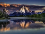 Mount Moran (Grand Teton National Park)