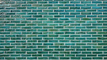 Texture - bricks, wall, texture, blue