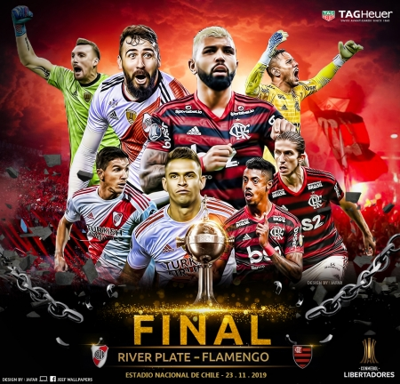 River Plate Flamengo Copa Libertadores Final Soccer Sports Background Wallpapers On Desktop Nexus Image 2517935