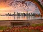 Autumn in Vancouver, Canada