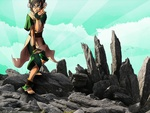 Toph Bei Fong The ultimate earth warrior