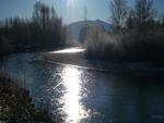 Cold Crisp Morning on River
