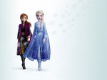 Elsa And Anna Frozen 2