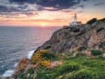 Lighthouse in Majorka, Spain