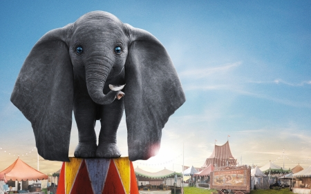 Dumbo 2019 Tv Series Entertainment Background Wallpapers On Desktop Nexus Image 2521791