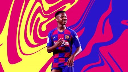 Ansu Fati Soccer Sports Background Wallpapers On Desktop Nexus Image 2522117