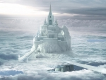 Ice Castle in The Clouds