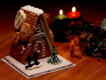 Home Sweet Home Gingerbread