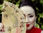 Japanese Female With Hand Fan