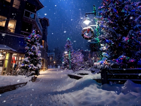 Merry Christmas To DM - Winter, Christmas, DM, Beautiful, Merry, Snow