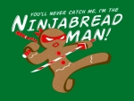 Ninja Bread Man