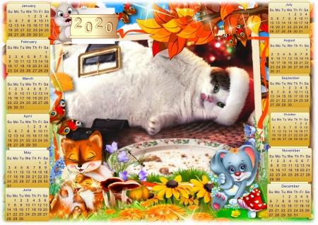 Happy 2020 Cats Animals Background Wallpapers On Desktop Nexus Image 2527667