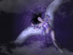 Purple Angel