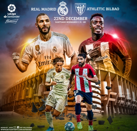 REAL MADRID - ATHLETIC BILBAO - karim benzema, hala madrid, REAL MADRID, luka modric, la liga, ATHLETIC BILBAO, ATHLETIC BILBAO wallpaper, REAL MADRID wallpaper, benzema