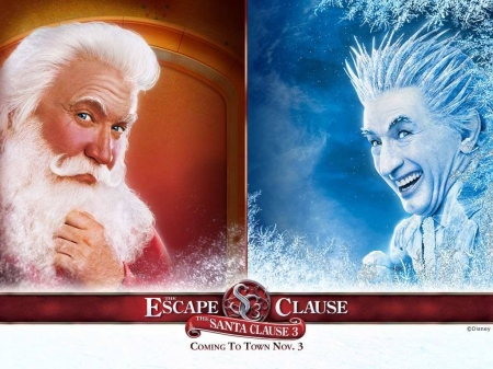 The Santa Clause 3 The Escape Clause - 3, Clause, Santa, The