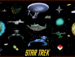 Original Star Trek Ships
