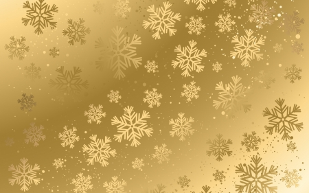 Texture - pattern, snow, golden, texture, snoflake, paper, winter, iarna