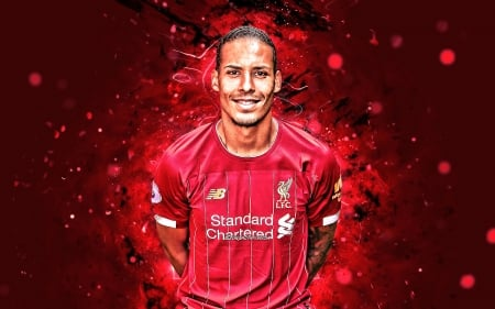 Virgil van Dijk - soccer, red, defender, dutch, smile, lfc, virgil, vvd4, sport, virgil van dijk, ynwa, liverpool, football, van dijk, vvd
