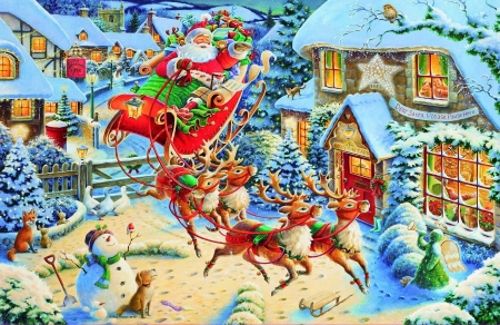 Magic Sleigh Ride