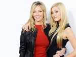Heather Locklear & Ava Sambora