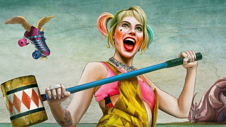 Birds Of Prey And The Fantabulous Emancipation Of One Harley Quinn 2020 Movies Entertainment Background Wallpapers On Desktop Nexus Image 2531591