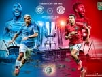 MANCHESTER CITY - MANCHESTER UNITED