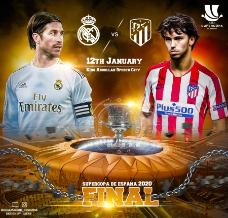 REAL MADRID - ATLETICO MADRID - supercopa de espana final, ATLETICO MADRID, real madrid wallpaper, sergio ramos, REAL MADRID, madrid, sergio ramos wallpaper, champions league, supercopa de espana, football, fc barcelona
