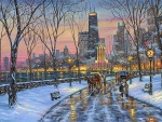 Robert Finale - Chicago Skyline