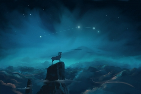 Zodiac Aries Fantasy Abstract Background Wallpapers On Desktop Nexus Image 2535937