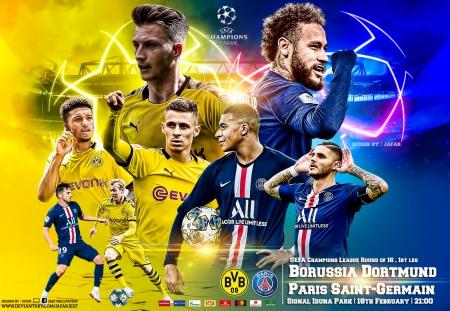 Borussia Dortmund Paris Saint Germian Soccer Sports Background Wallpapers On Desktop Nexus Image 2535967
