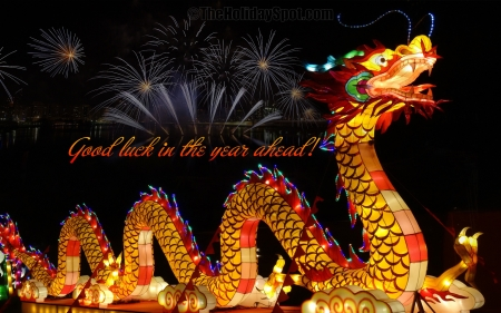 Chinese New Year - New, Chinese, Year, wallpaper