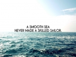 A Smooth Sea Quote