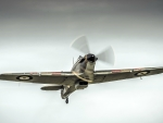 WW2 British Hawker Hurricane
