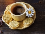 coffee an cookies