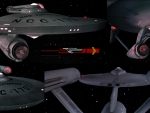 Starship U.S.S. Enterprise