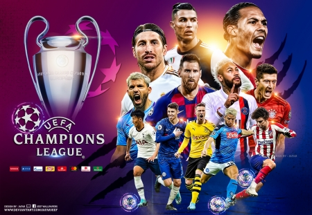 CHAMPIONS LEAGUE - CHAMPIONS LEAGUE wallpaper, real madrid, lionel messi, juventus, CHAMPIONS LEAGUE final, CHAMPIONS LEAGUE, fc barcelona, sergio ramos, cristiano ronaldo, uefa champions league