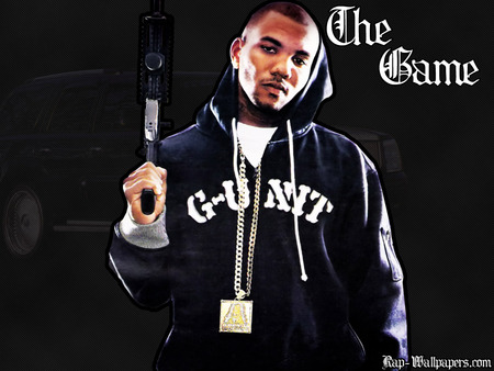 The Game Rapper Music Entertainment Background Wallpapers On