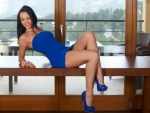Sapphira A in Blue