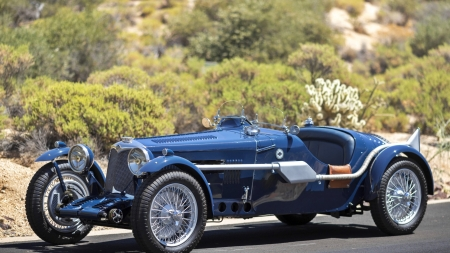 Bugatti - wonderful, old, bugatti, car