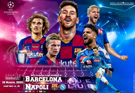 fc barcelona napoli champions league 2020 soccer sports background wallpapers on desktop nexus image 2541916 fc barcelona napoli champions league