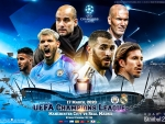 MANCHESTER CITY - REAL MADRID CHAMPIONS LEAGUE 2020